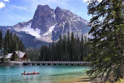 Westkanada Route für 2 Wochen + Tipps für die Nebensaison