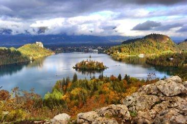 Kurzurlaub Slowenien - Bled