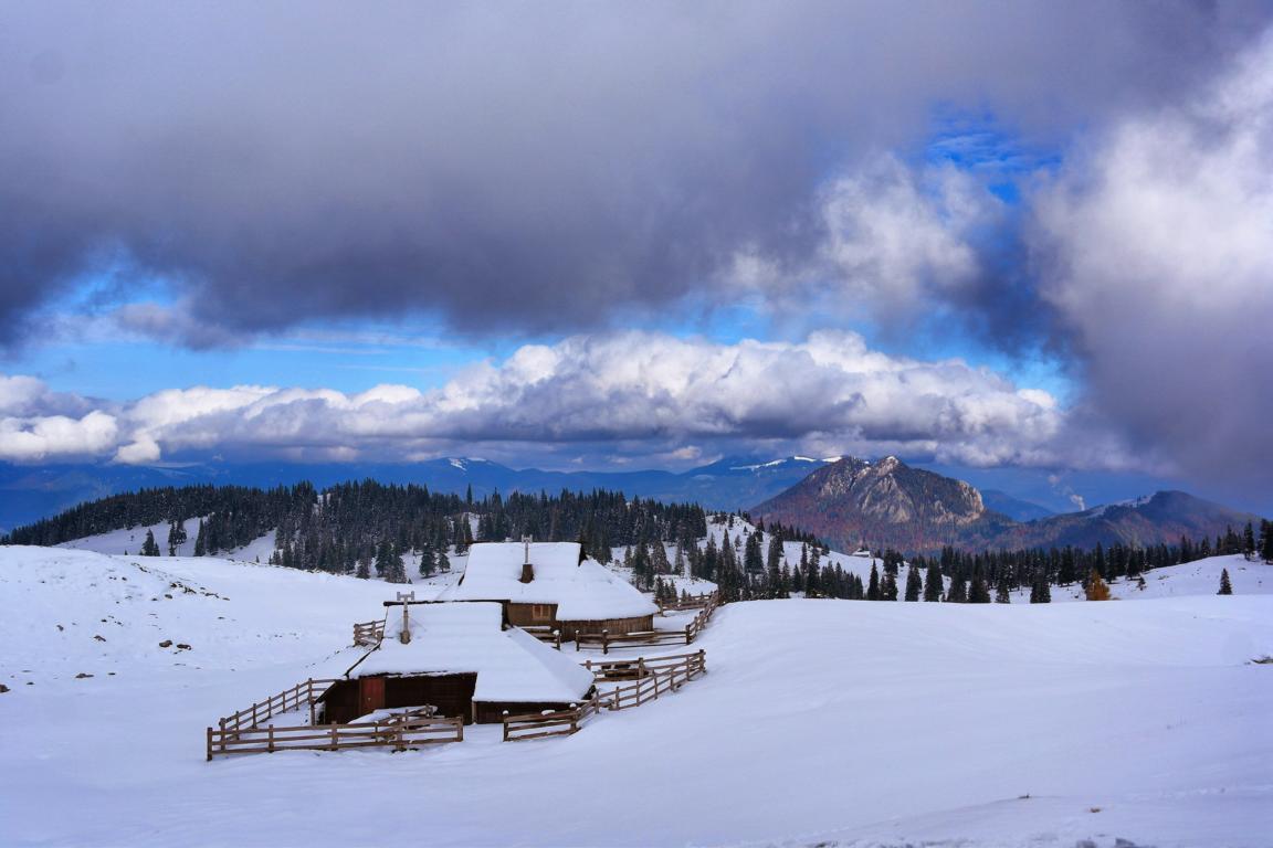 Kurzurlaub Slowenien - Velika Planina
