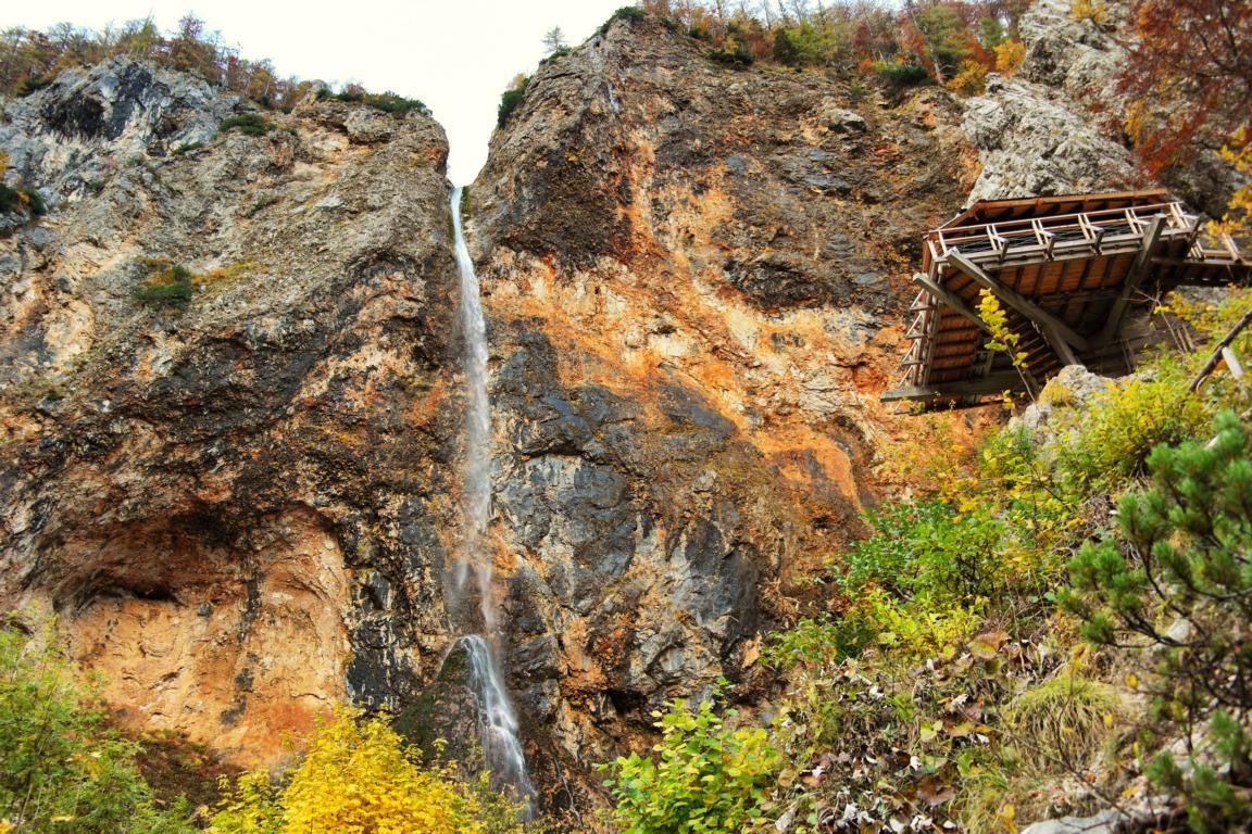 Kurzurlaub Slowenien - Logarska Dolina