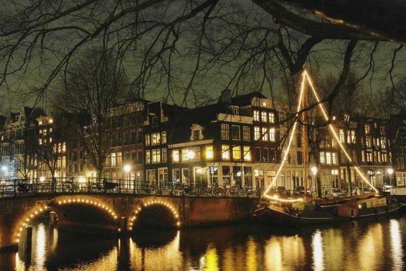 Amsterdam im Winter - Must Do
