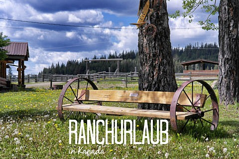 Ranchurlaub in Kanadas Cowboy Country