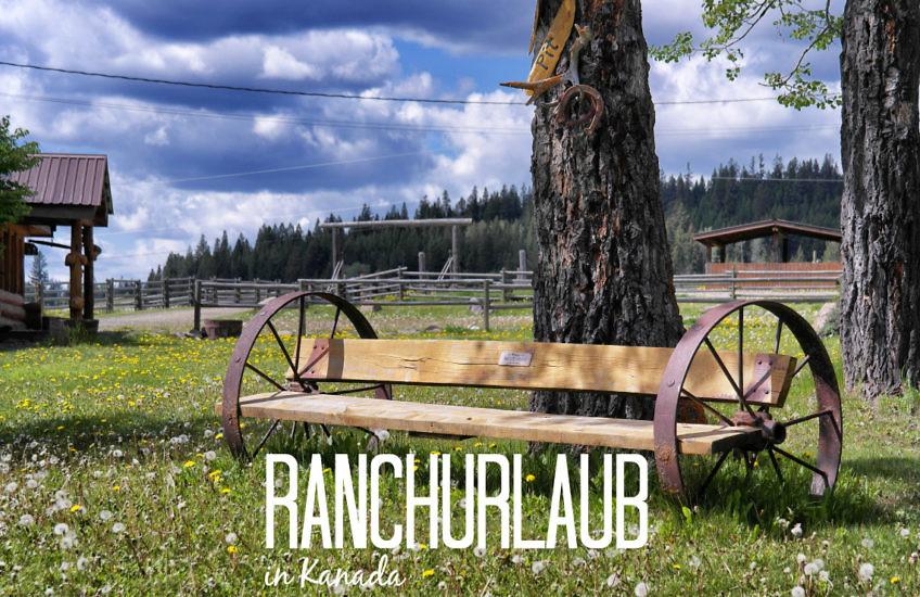 Ranchurlaub in Kanadas Cowboy Country – von O-Beinen und Lagerfeuerromantik