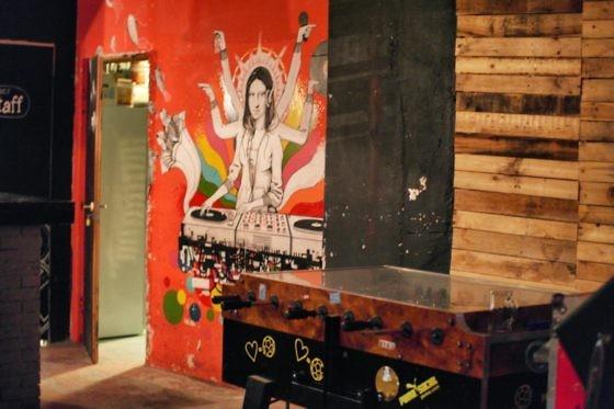 Ruin Pub Tour in Budapest - Kuplung
