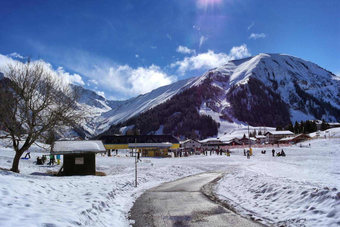 Schneeschuhwandern in Tirol (1)