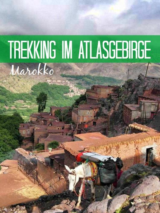 Trekking in Marokko – von Berbern, Schnee und Herzensmomenten