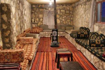 Besondere Unterkünfte in Jordanien - Al Nawatef
