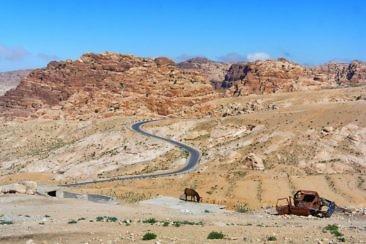 Besondere Unterkünfte in Jordanien - Seven Wonders Bedouin Camp (11)
