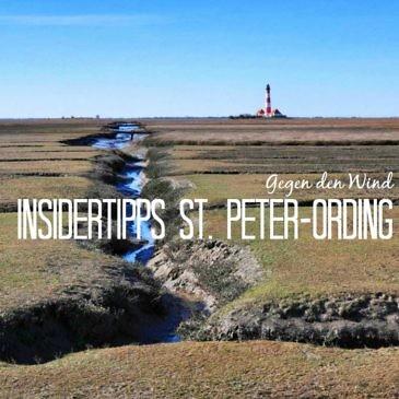 Gegen den Wind: Insider-Tipps für St. Peter-Ording