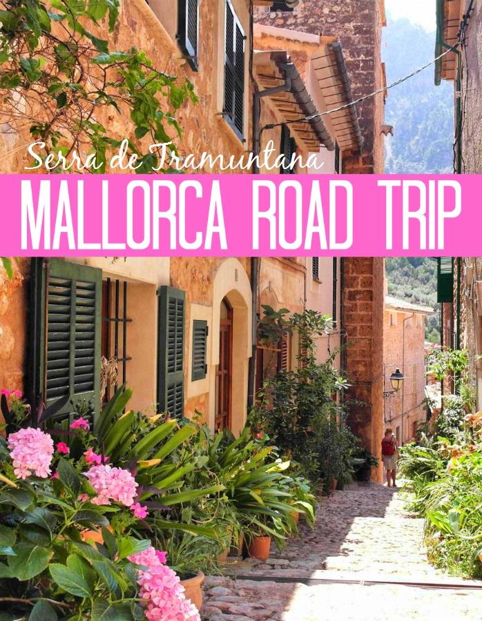 Serra de Tramuntana - das schönste Ausflugsziel auf Mallorca