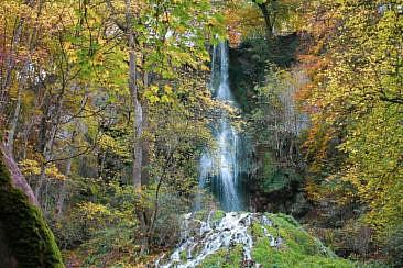 Wasserfallsteig Bad Urach