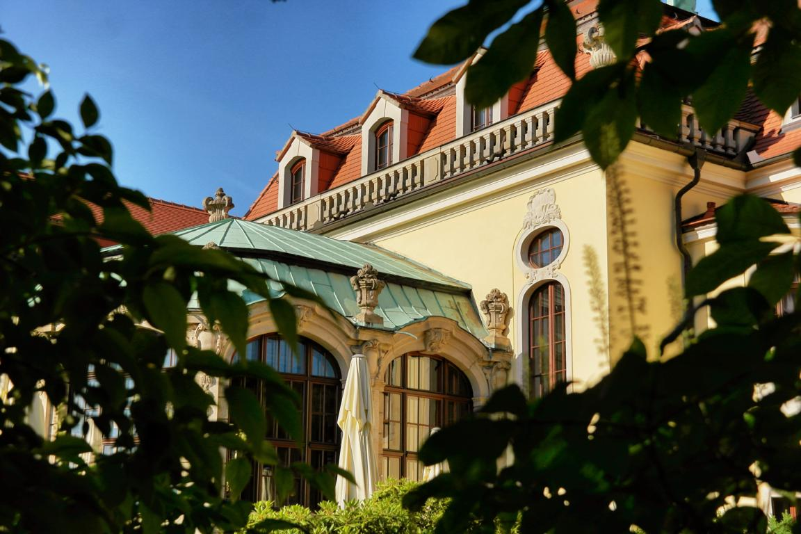 Auf Schlössertour in Sachsen Besondere Ausflugsziele & Tipps - Schloss Proschwitz