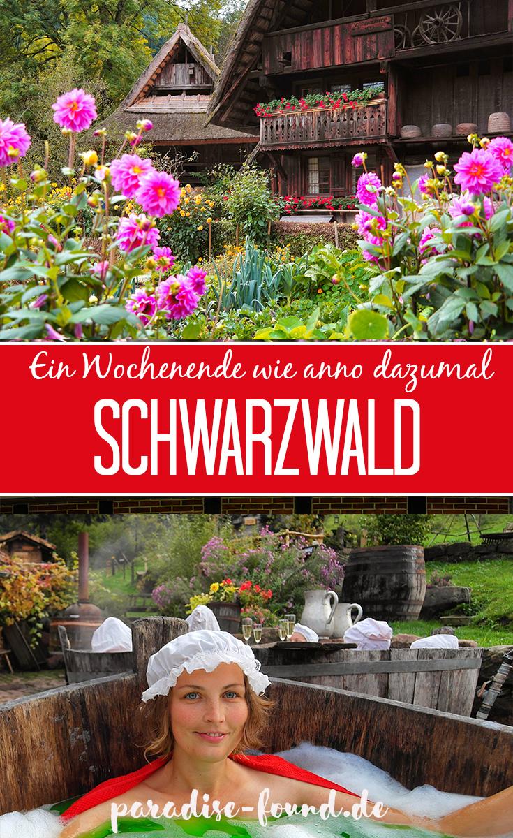 Schwarzwald wie anno dazumal