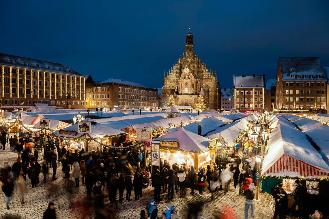 Nürnberger Christkindlesmarkt © Uwe Niklas