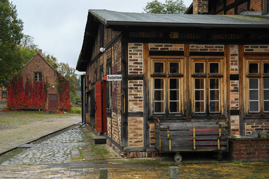 Das perfekte Wochenende im Fläming - Museumsdorf Baruther Glashütte