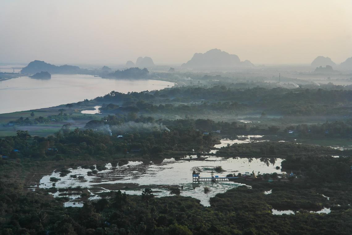 Hpa-An Tipps - Mount Hpan Pu