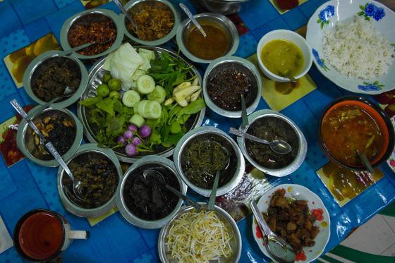 Tipps für Hpa-An - San Ma Thau
