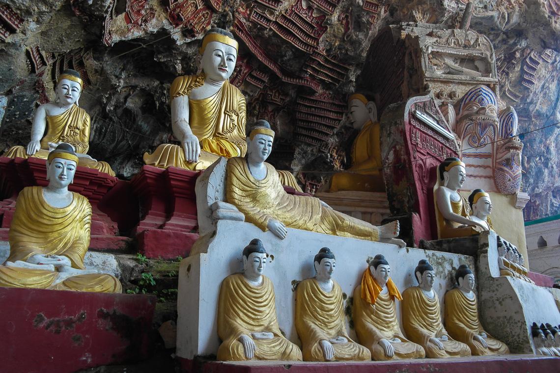 Tipps für Hpa-An - Kawgon Cave