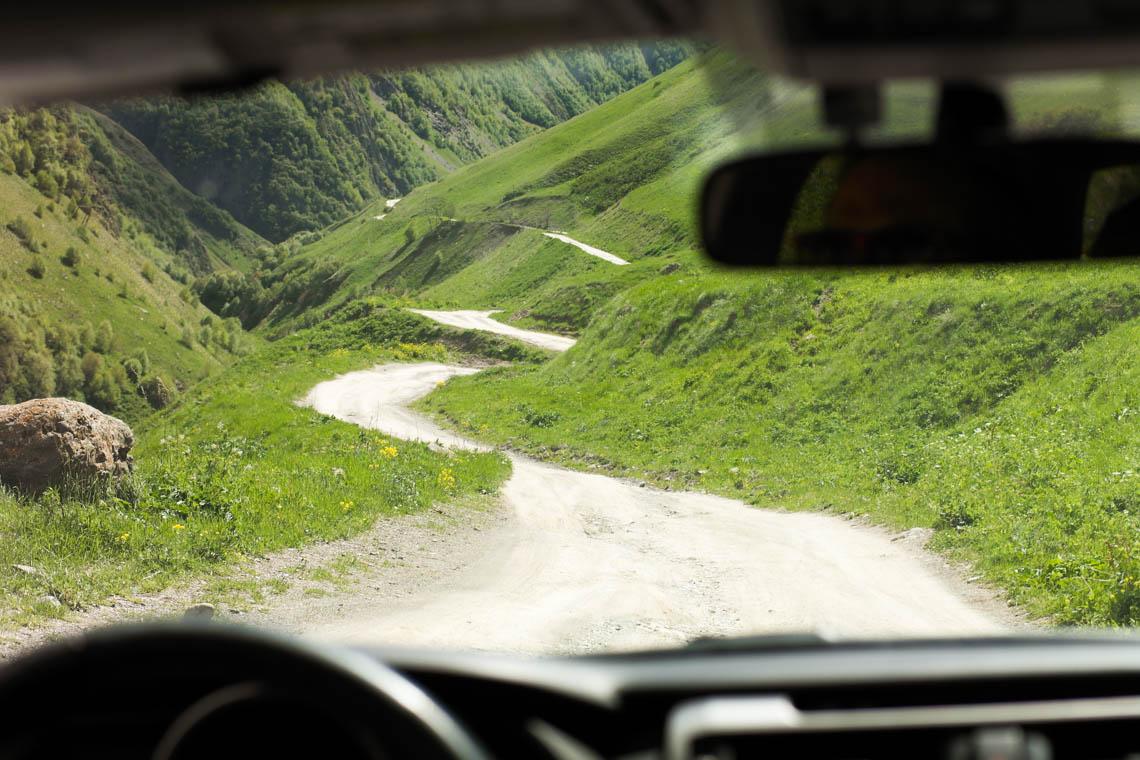 Abenteuer Mietwagen in Georgien und Armenien Die besten Tipps