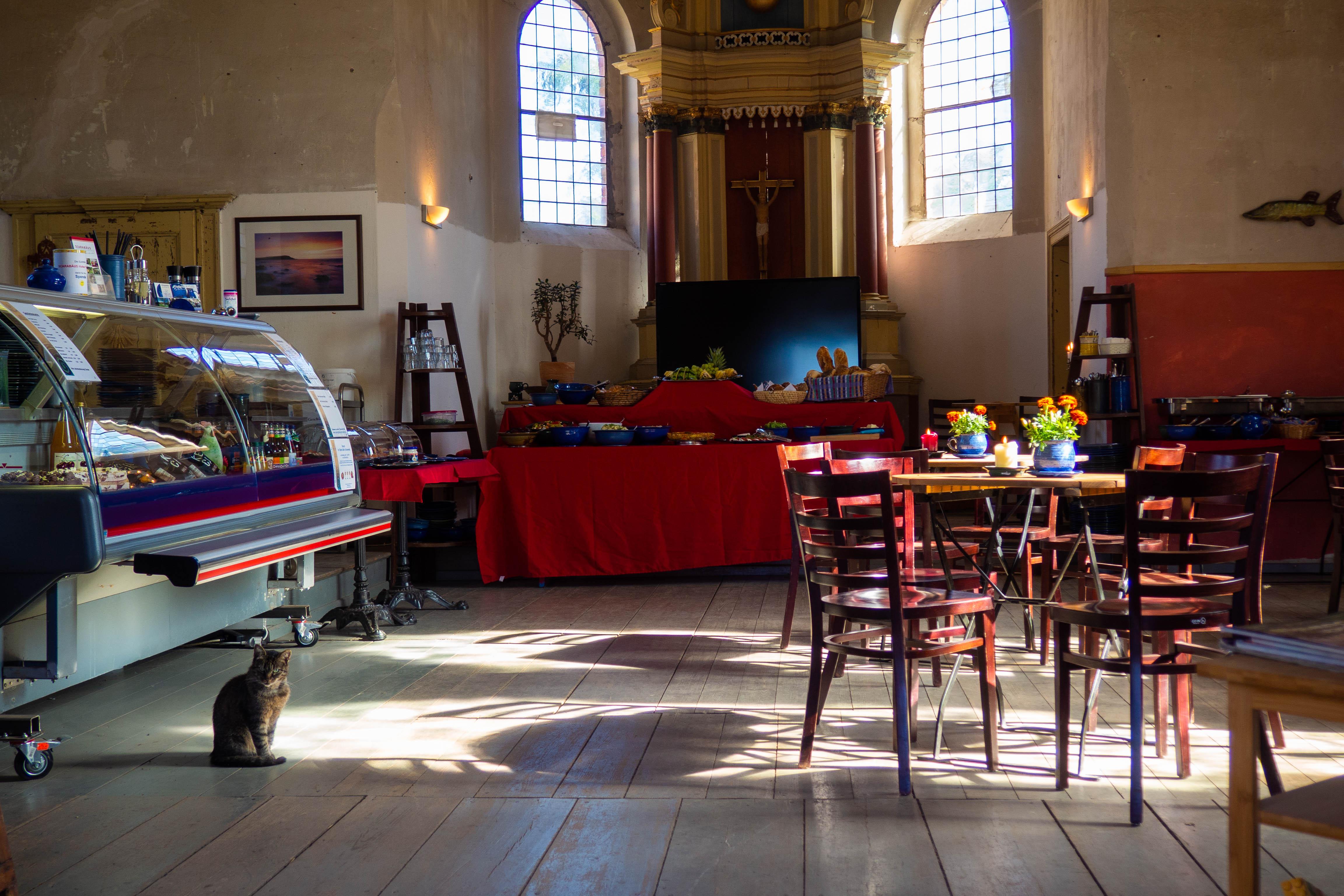 Besondere Ausflugsziele im Fläming - Das Töpfercafé in Schmerwitz