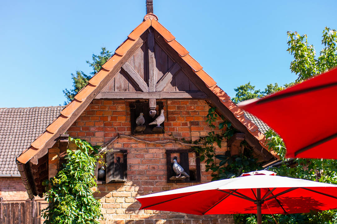Besondere Ausflugsziele im Fläming - Gasthof Moritz