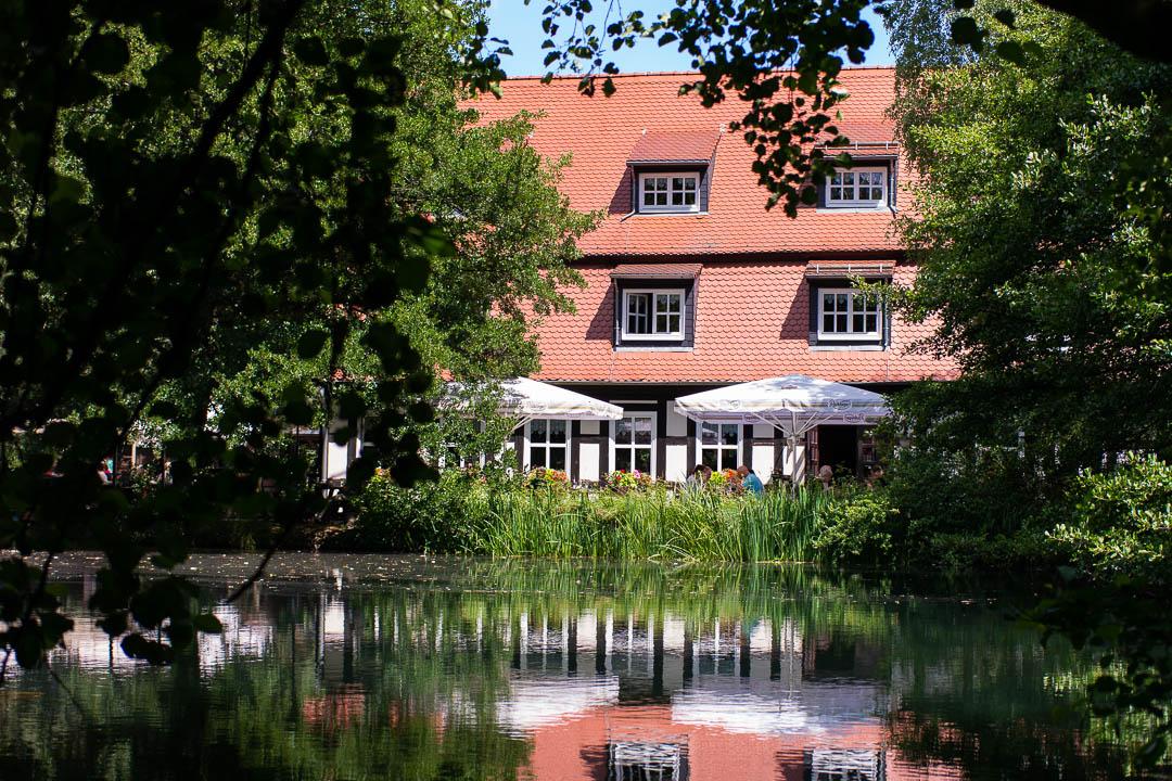 Besondere Ausflugsziele im Fläming - Springbachmühle