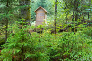 Trekking im Schwarzwald Wildcampen, Rezepte & Packliste für eine Mehrtageswanderung