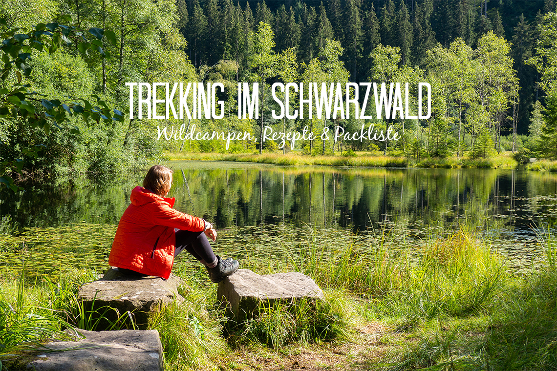 Trekking im Schwarzwald