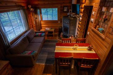 Indian Summer in Lappland - Aktivurlaub im herbstlichen Lappland - Unterkunft