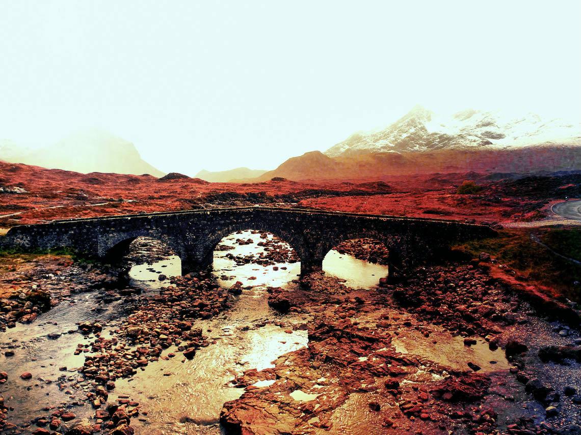 Schottland im Herbst