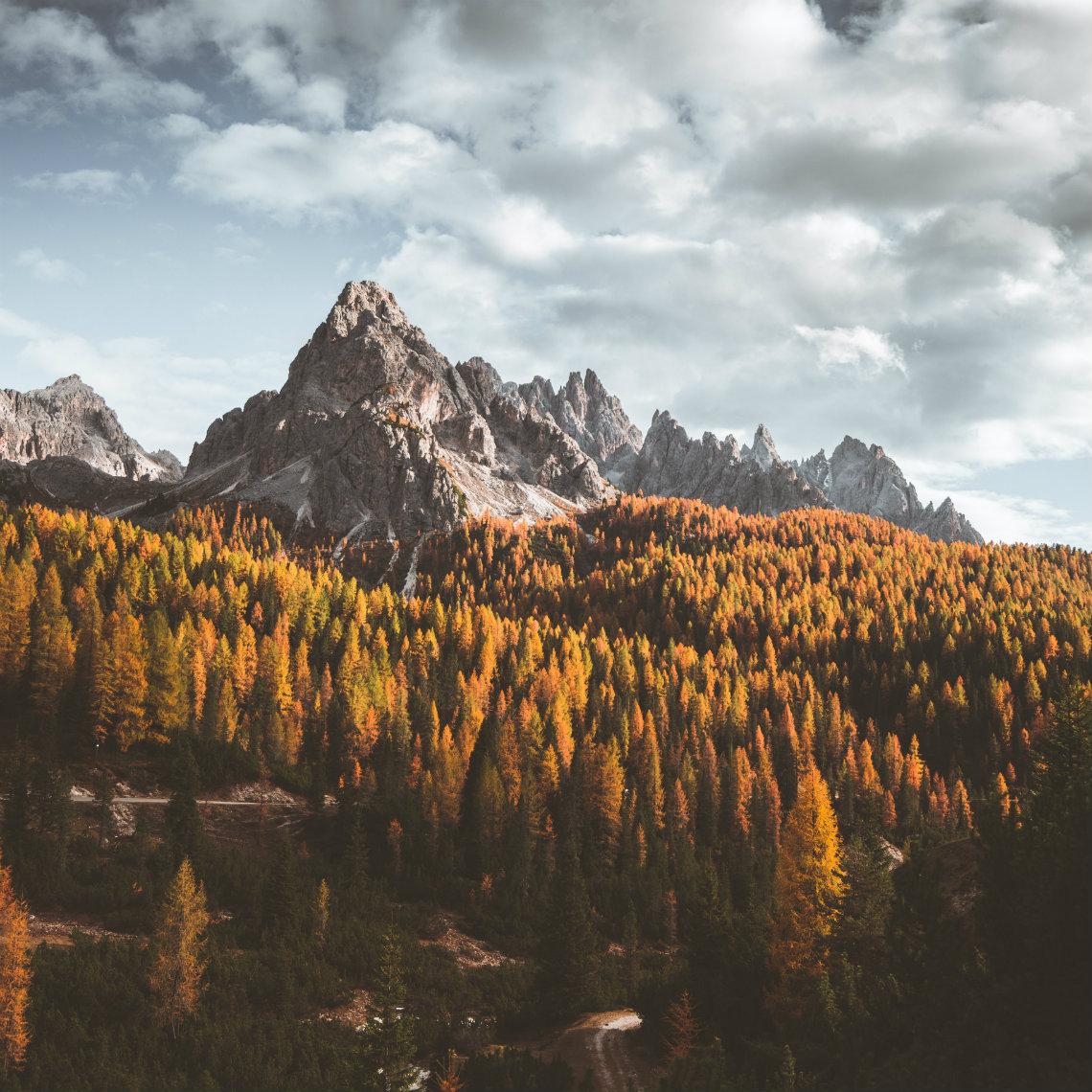 Südtirol im Herbst