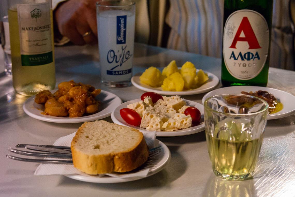 Griechenland Geheimtipp Gastfreundschaft & nachhaltiger Tourismus auf der Insel Lipsi - Ouzeri