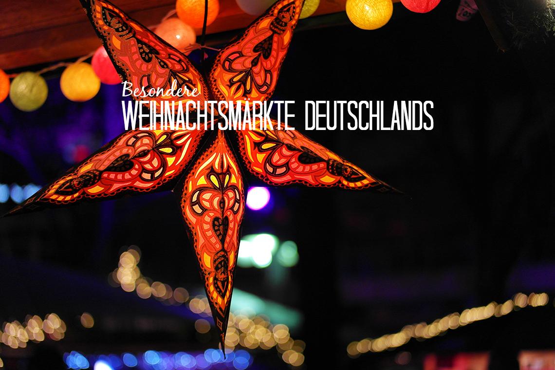 Schönster Weihnachtsmarkt Deutschland 2019.25 Besondere Weihnachtsmärkte In Deutschland Paradise Found De