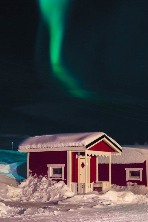 Die besten Tipps So bereist Du Lappland individuell im Winter