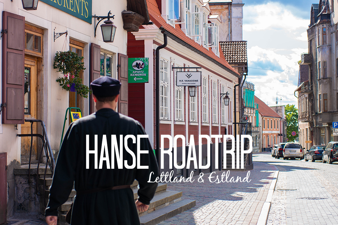 Roadtrip Lettland & Estland - vergessene Hansestädte