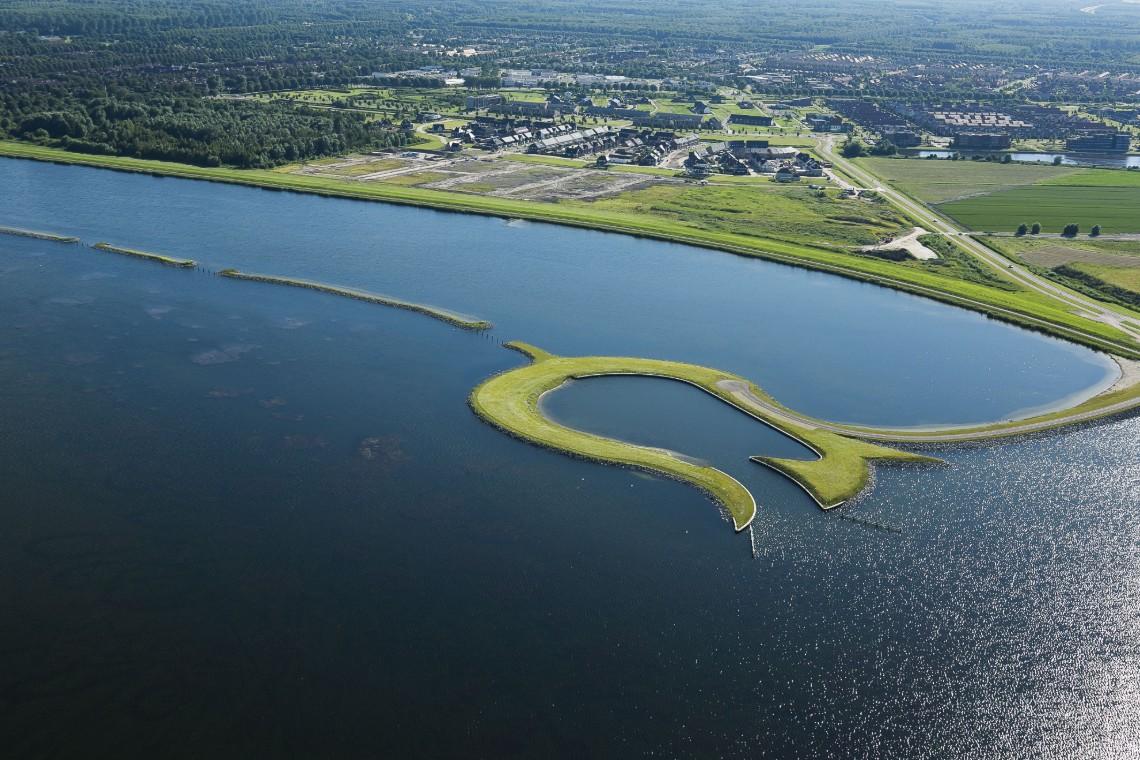 Tulpeninsel in Flevoland