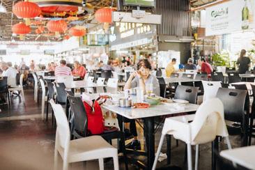 George Town Tipps: Essen