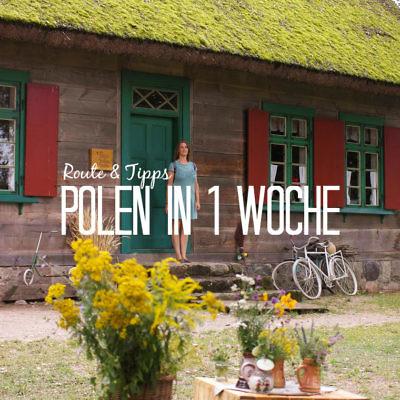 Polen Roadtrip in 1 Woche