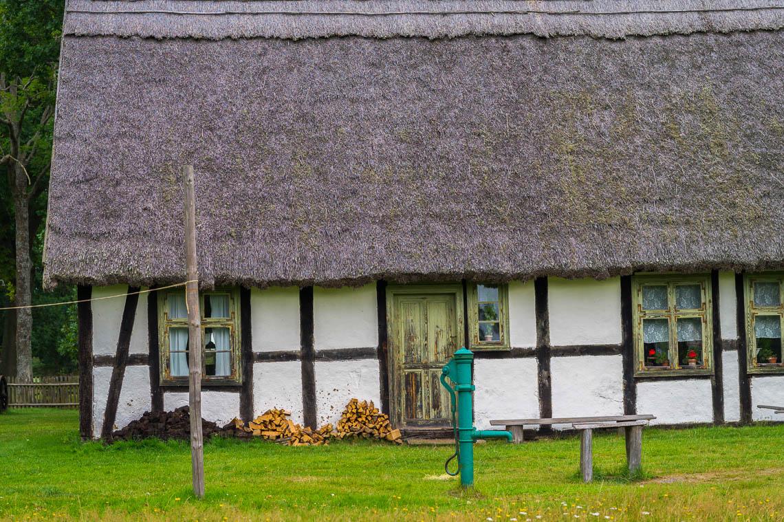 Das Slowinzische Freiluftmuseum in Kluki
