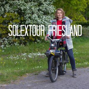 Besondere Ausflugsziele in Friesland - Auf Solextour rund ums Slotermeer