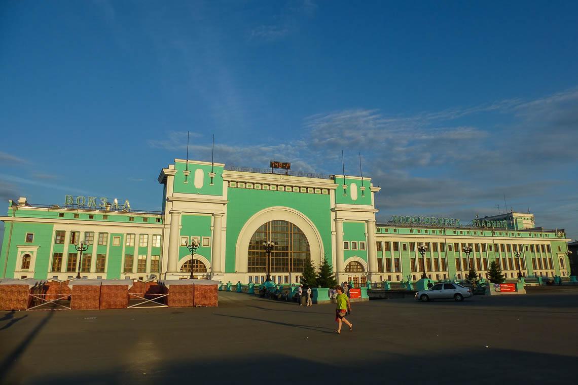 Organisation Transsibirische Eisenbahn - So geht's (4)