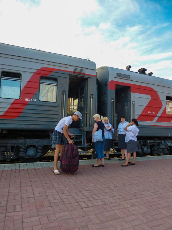 Organisation Transsibirische Eisenbahn - So geht's (7)