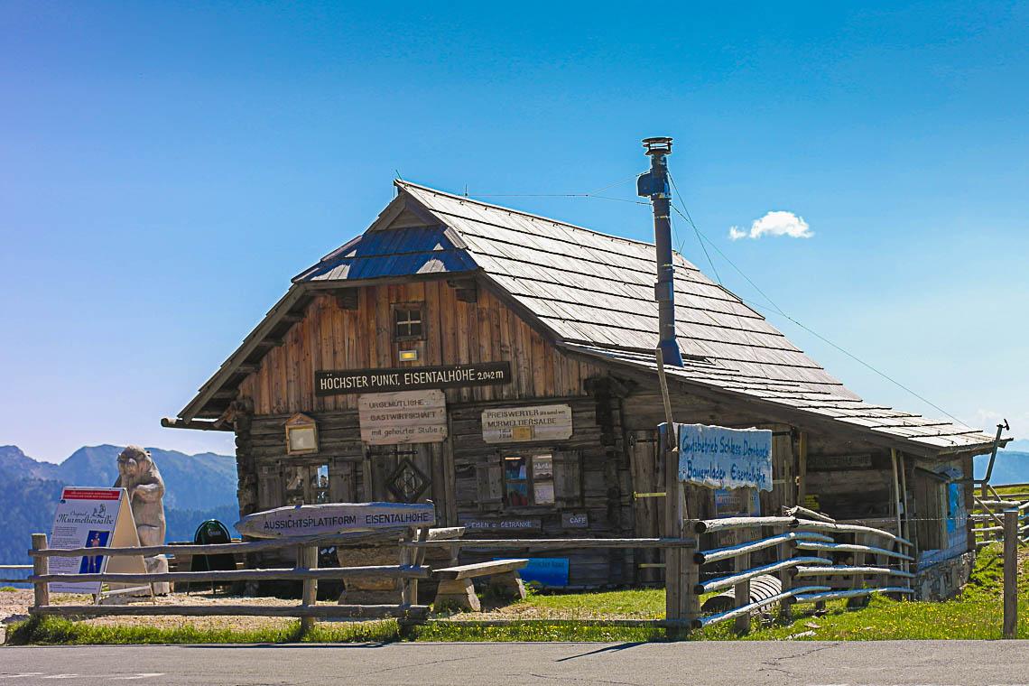 Wandern in Kärnten: Magischer Moment Nockalmberge
