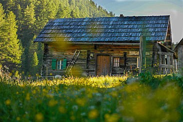 Die Heiligenbachhütte
