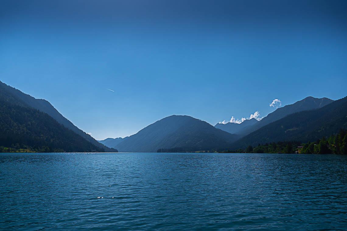 Weissensee - Wandern in Kärnten auf dem Slow Trail