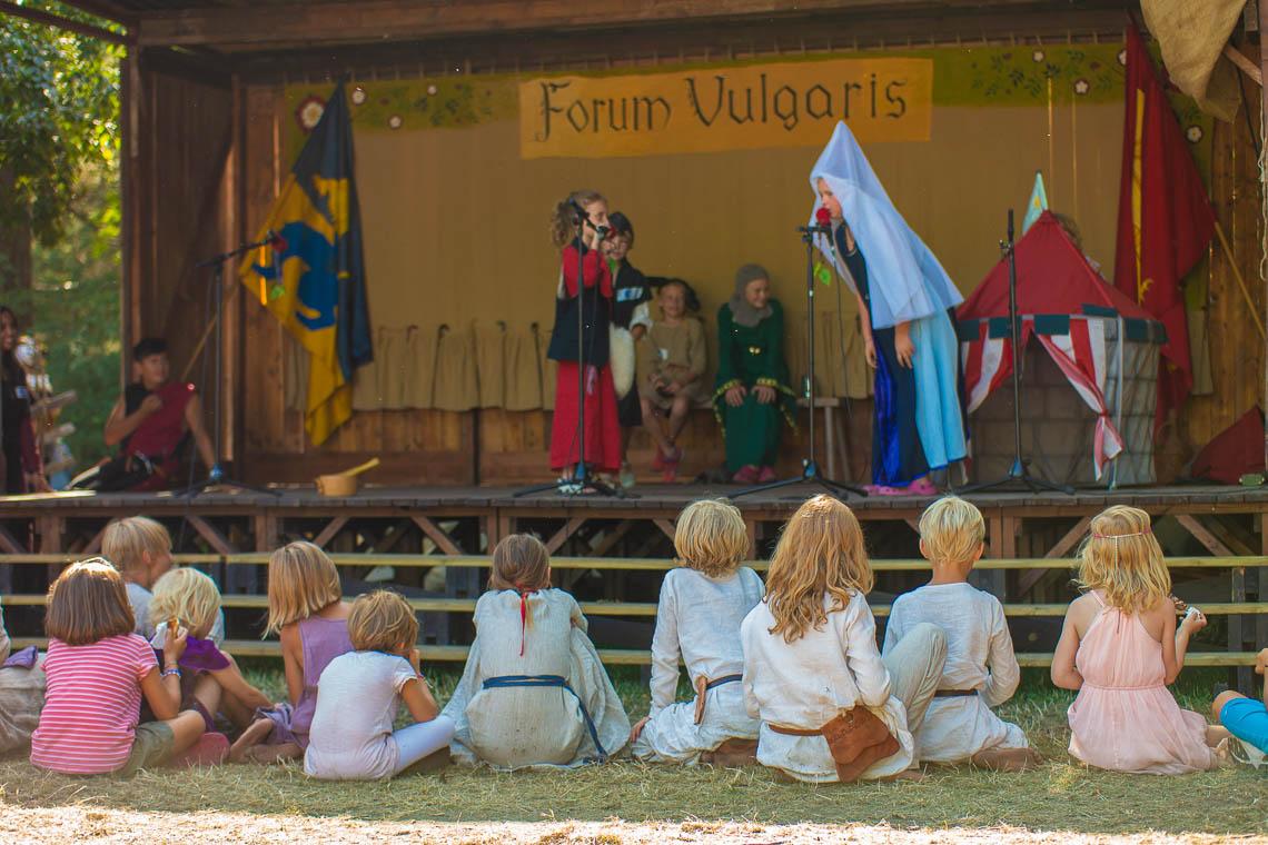 Medeltidsveckan Mittelalterwoche in Visby