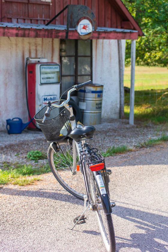 Radtour auf Gotland