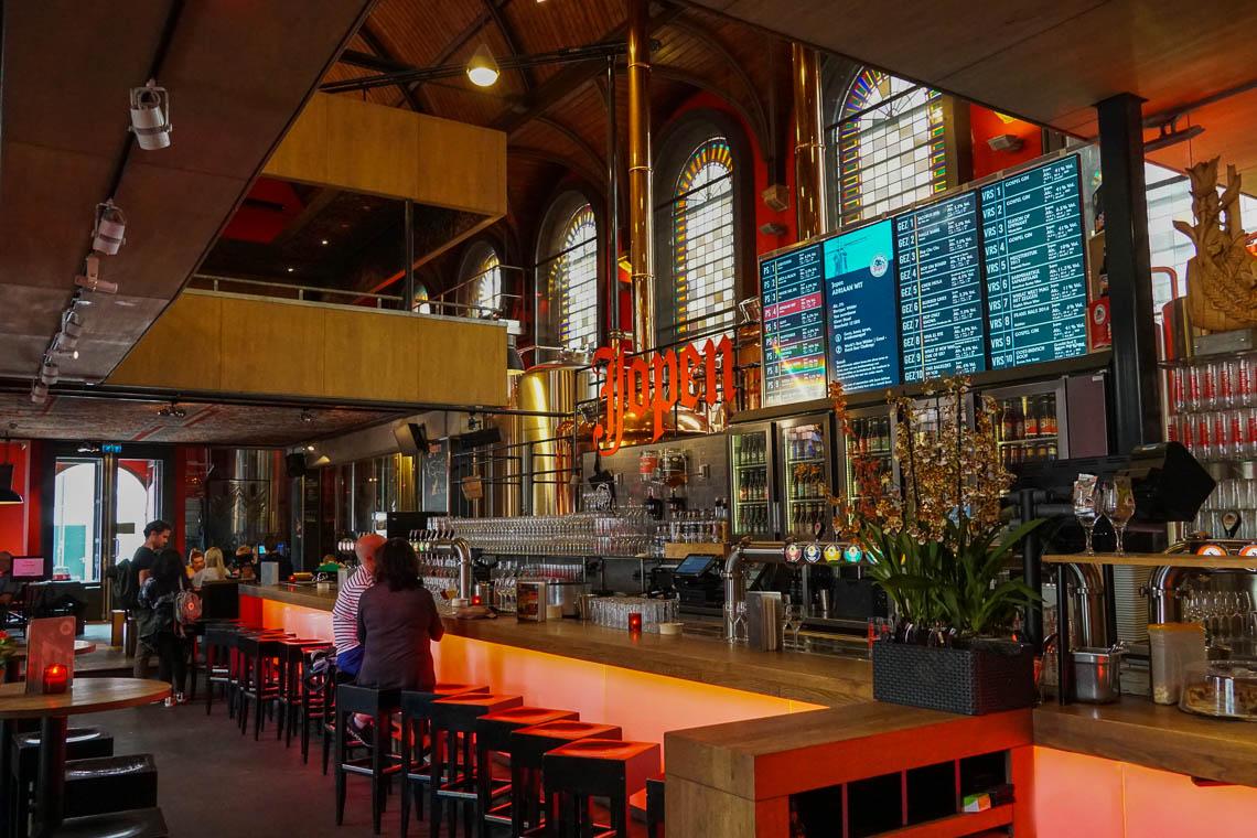 Insider Tipps für Haarlem - Jopenkerk