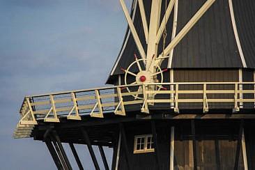 Insider Tipps für Haarlem Molen de Adriaan