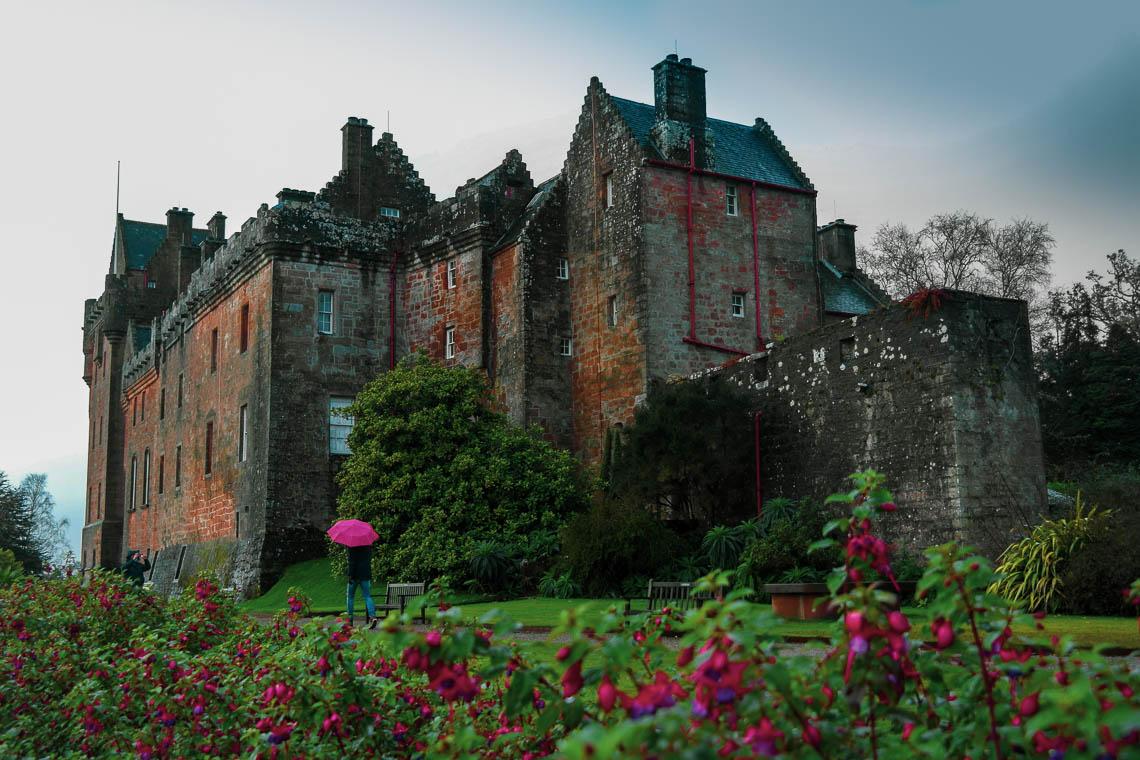Isle of Arran - Brodick Castle